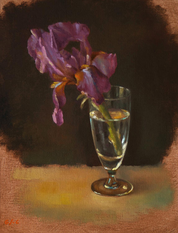 L'iris sauvage