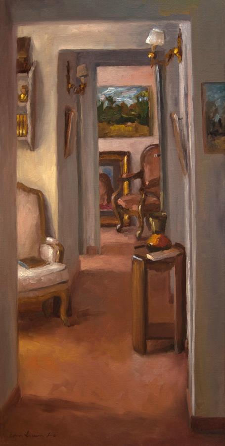 Chez le peintre