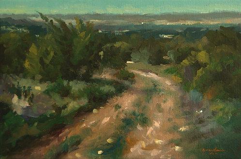 Le sentier, JC Gondouin