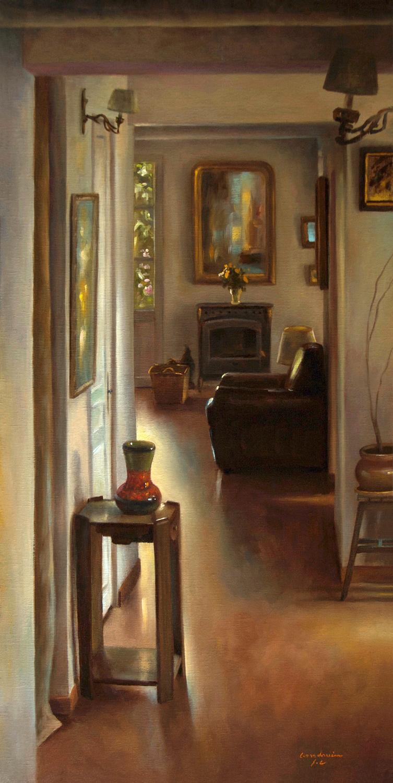 Dans la maison du peintre