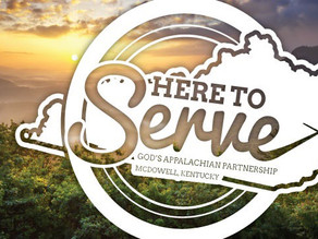 Eastern KY Day Trip Mission Opportunity: October 26