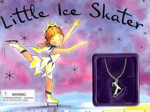 Little Ice Skater by Gaby Goldsack