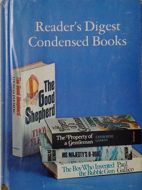 Reader's Digest Condensed Books Volume 4-1974
