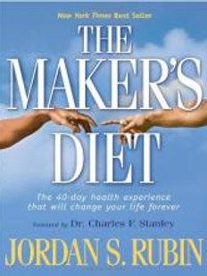 The Maker's Diet by Jordan S. Rubin.