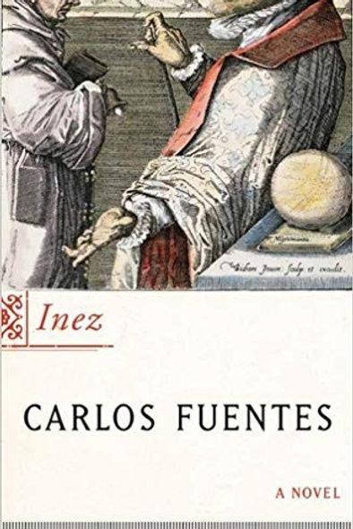 Inez by Carlos Fuentes