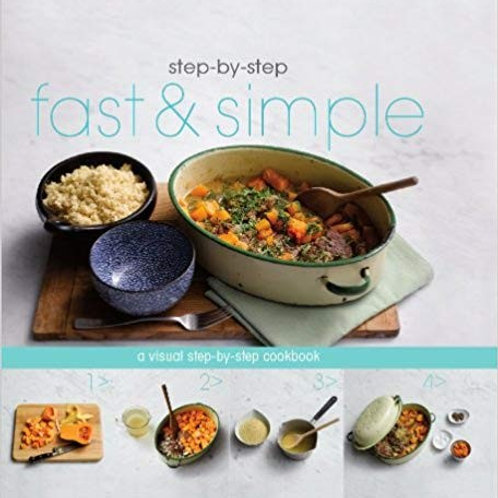 Fast and Simple Step by Step by Parragon Books