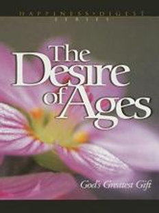 The Desire of Ages by Ellen Gould Harmon White.