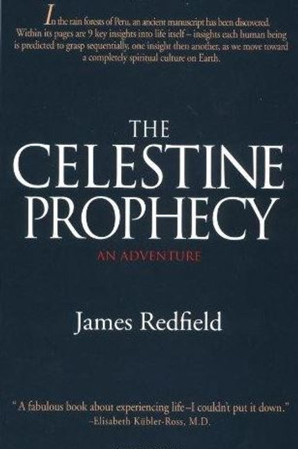The Celestine Prophesy an Adventure by James Redfield