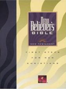 New Believers Bible  New Testament, New Living Translation
