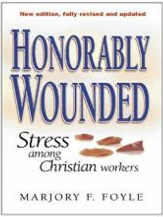 Honorably Wounded by Marjory Foyle