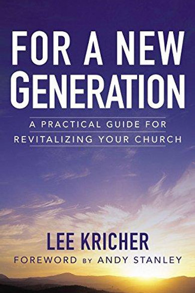 For a New Generation by Lee kricher