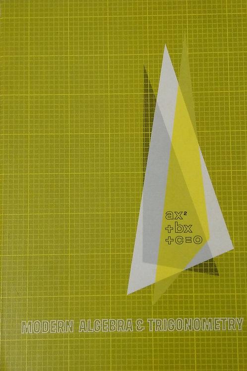 Modern Algebra and Trigonometry By Mc Graw Hill