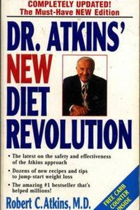Dr. Atkins' New Diet Revolution by Robert C. Atkins, M.D.