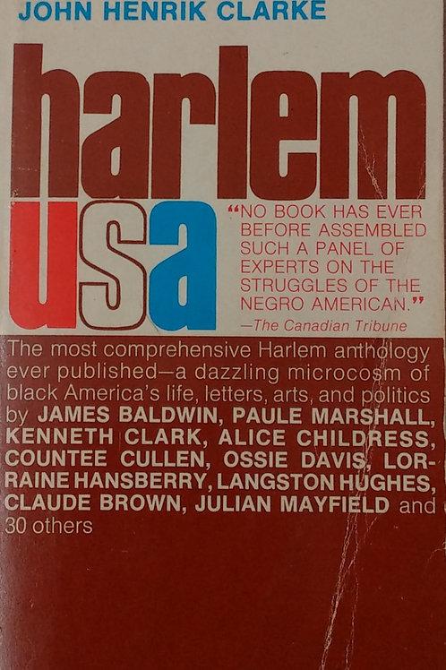 Harlem USA by John Henrik  Clarke