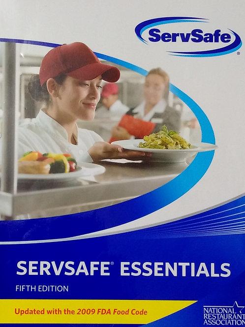 Serve Safe Essentials Fifth Edition by National Restaurant Association