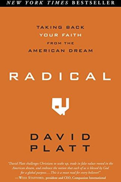 Radical by David Platt.