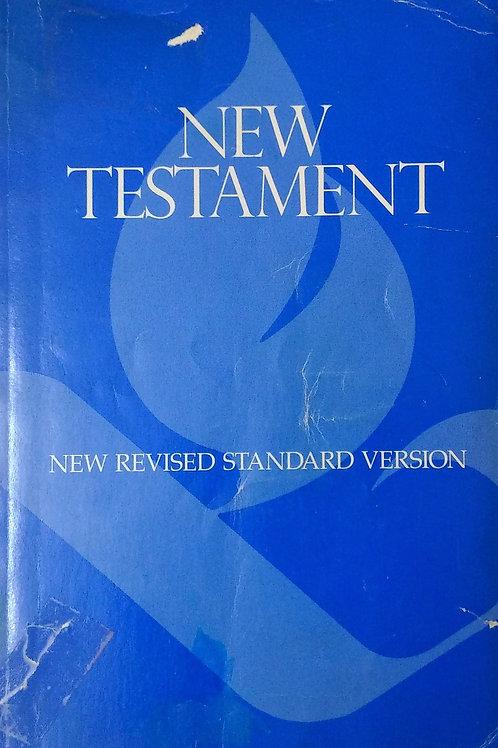 New Testament. New Revised Standard Version