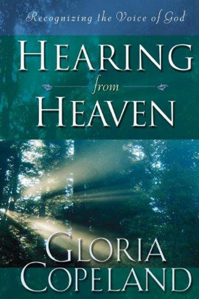 Hearing From Heaven by Gloria Copeland
