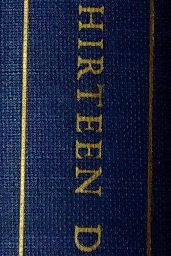 Robert F. Kennedy Thirteen Days by Robert F. Kennedy