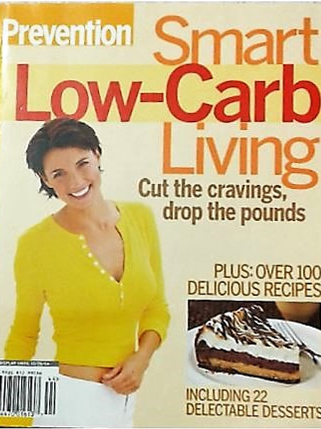 Smart Low Carb Living by Prevention Magazine