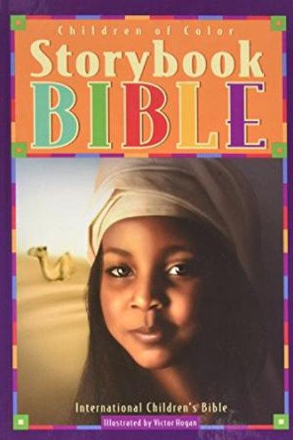 Children of Color Storybook Bible by Regina Brundige