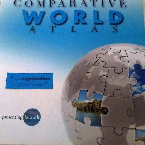The Comparative World Atlas By Hammond.