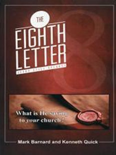 The Eighth Letter by Mark Bernard and Kenneth Quick