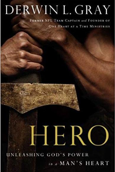 Hero by Derwin L. Gray