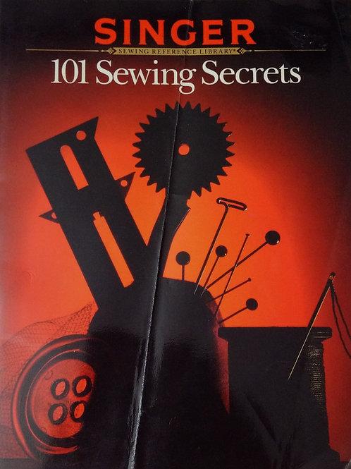 SINGER 101 Sewing Secrets