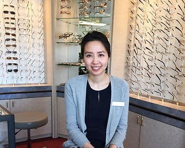 Phiyen Le, O.D. optometrist in Newton