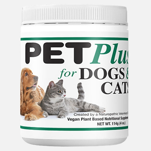 Pet Plus for Dogs and Cats