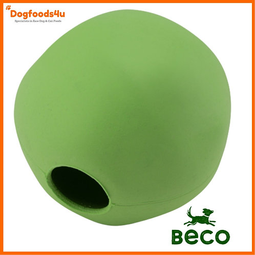 Beco Natural Rubber Ball -Green