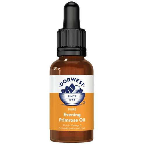 Dorwest herbal - evening primrose oil for dogs