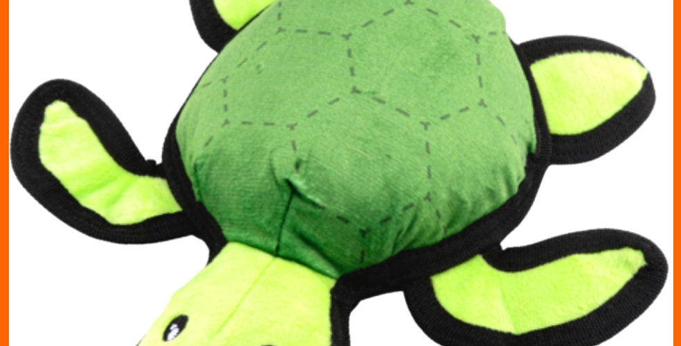 Beco recycled Turtle Dog Toy
