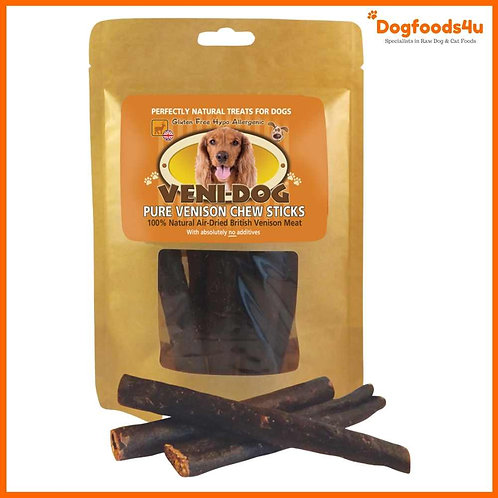 VENI-DOG Pure Venison Chew Stick treats