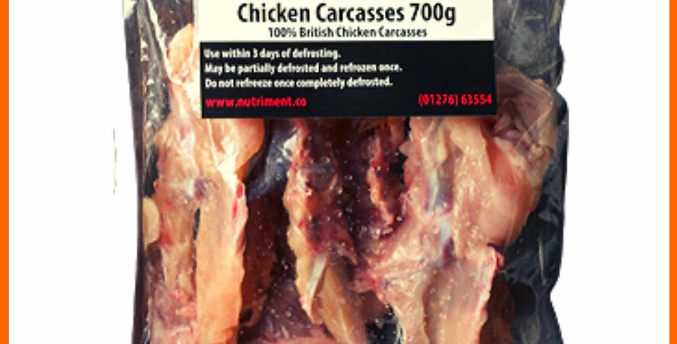 NUTRIMENT - Chicken Carcasses