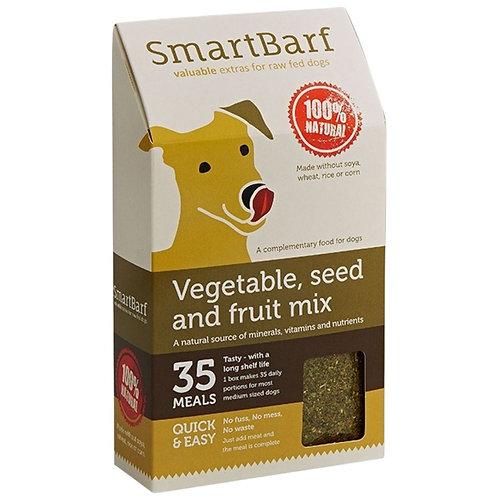 Smartbarf supplemental feed for raw dog food