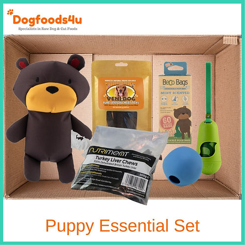 New Puppy Toy & accessory Essentials