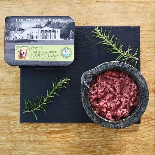 Nutriment - Laverstoke Organic Chicken & Tripe -5kg
