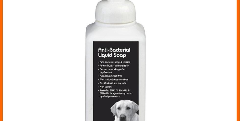 Aqueos Canine Liquid hand Soap 600ml