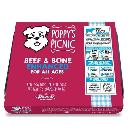 Poppy's Picnic Enhanced Beef 450g