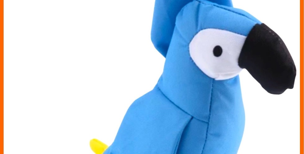 Beco - Recycled Soft Parrot dog toy