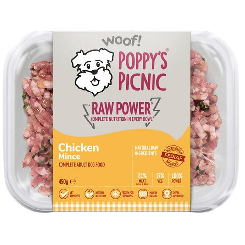 Poppy's Picnic - RAW POWER Chicken
