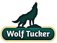 Wolf Tucker logo dog foods 4u