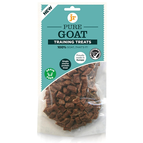 JR Natural goat treats for dogs