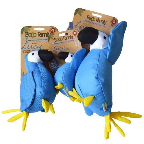 Beco Pets Parot in all size with retail tag