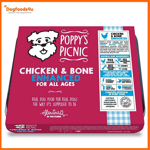Poppy's Picnic - Chicken Mince Enhanced 450g
