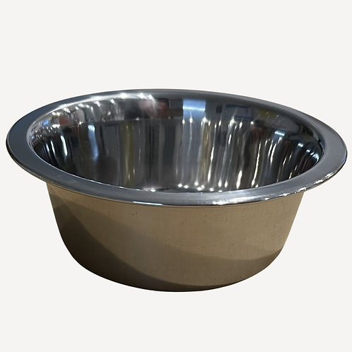 Stainless steel Dog taper Bowl