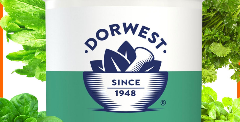 Dorwest easy green supplement for raw fed dog