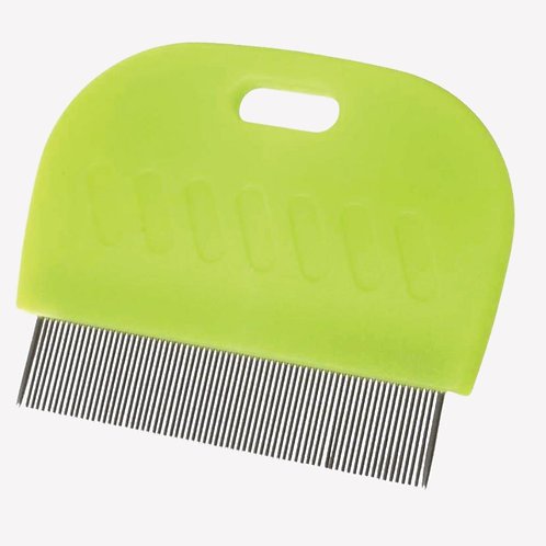 Dog palm flea comb